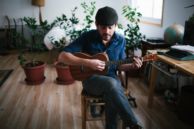 Gregory Alan Isakov<em>Photo by Rebecca Cardiad</em>