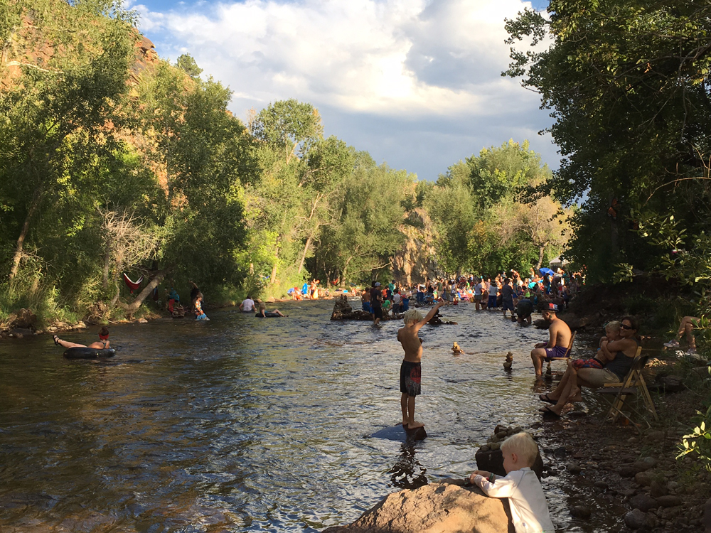 River good