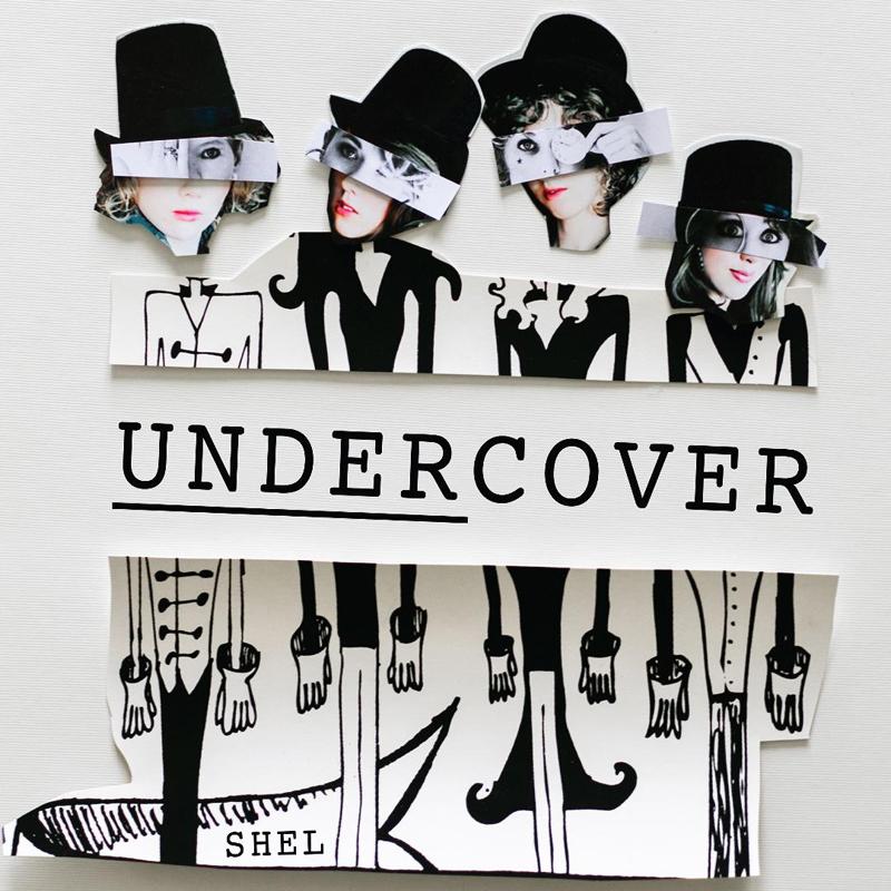 SHEL UNDERCOVER Art