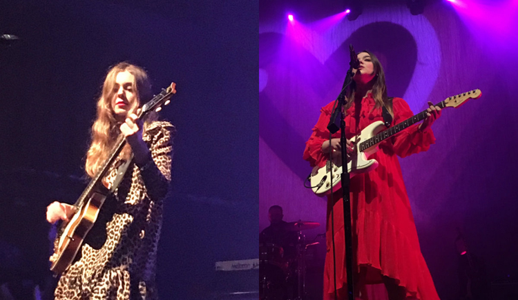 Concert Review Healing Powers Of First Aid Kit Shine