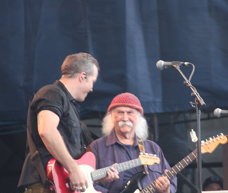 Jason Isbell David Crosby