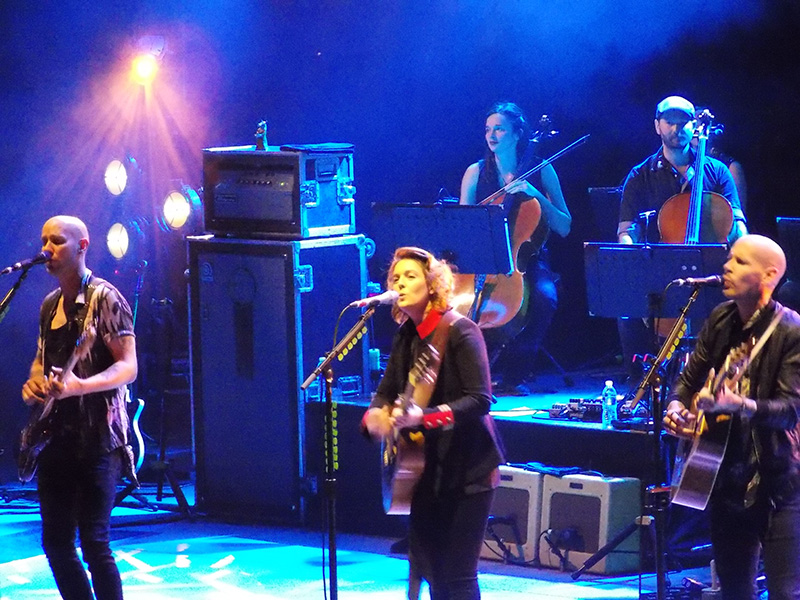 Brandi Carlile at Red Rocks