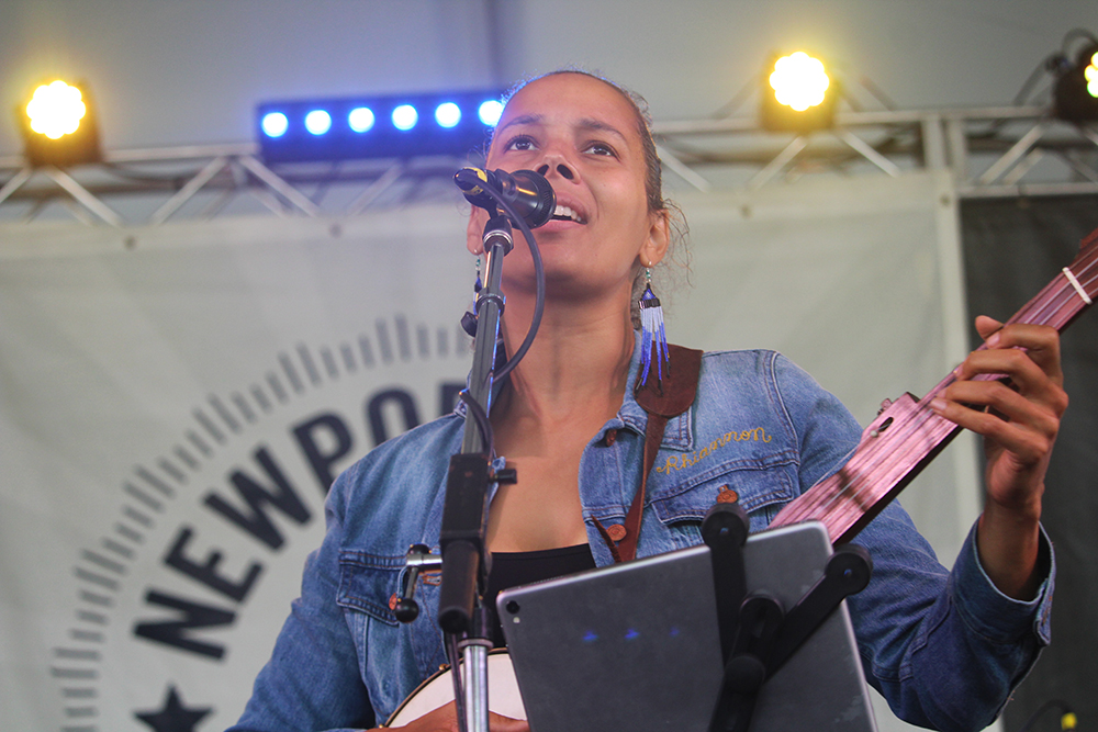 Rhiannon Giddens Our Native Daughters